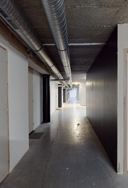 Stockage sous-sol